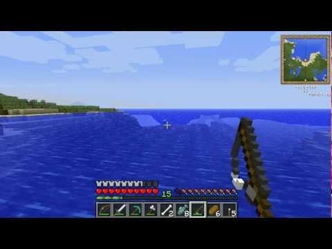 [GRG]Minecraft ตอน ตกปลา