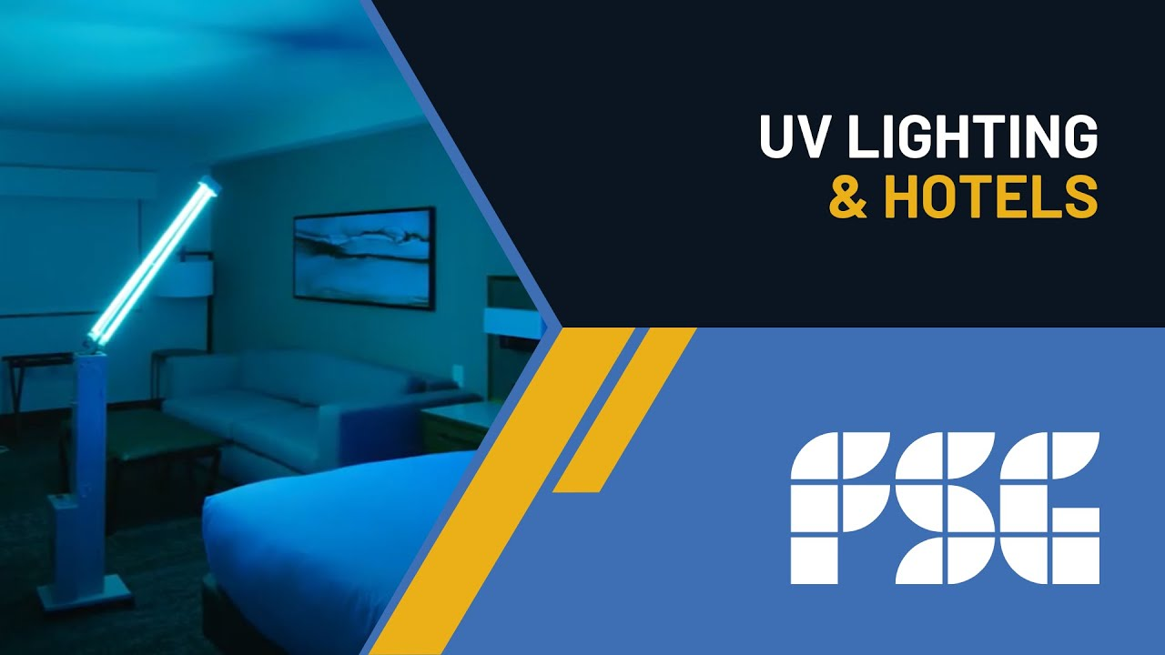UV Lighting and Hotels