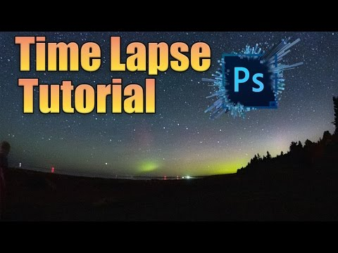 How to make a Time Lapse & the Importance of shooting raw.