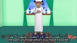 How to Pray like the Prophet Muhammad salallahu alayhi wa sallam - 4 RAKAT PRAYER - Detailed Guide.