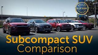 2021 Subcompact SUV  | Comparison Test