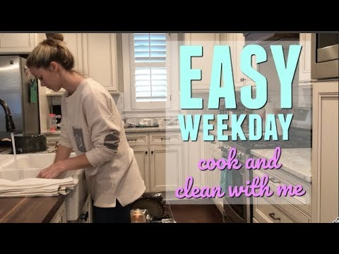 COOK AND CLEAN WITH ME | EASY WEEKDAY PRESSURE COOKER MEAL | COSORI PRESSURE COOKER
