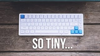 WhiteFox - The Most Interesting Keyboard Ever??