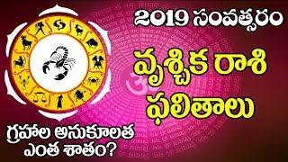 వృశ్చిక రాశి 2019 Vruchika Rashi 2019 | Rasi