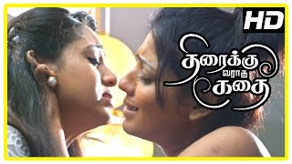 Thiraikku Varadha Kadhai Scenes | Eden learns Reshma's intentions | Iniya brings Reshma to Church