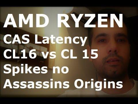 AMD Ryzen - CAS Latency / Explicação e Teste