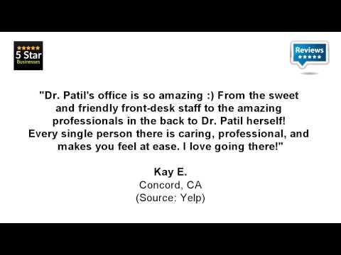 Julita Patil DDS - REVIEWS - Concord, CA Dentists