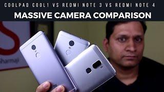 Massive Camera Comparison Redmi Note 4 vs Redmi note 3 vs Coolpad Cool1