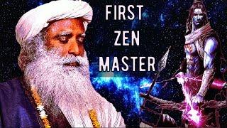 Shiva has No teaching, Just methods; Sadhguru about  the greatest zen master