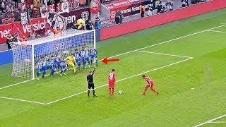 Legendary Goal Line Clearances in Football