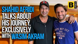 Sawaal Cricket Ka with Wasim Akram Ep#3 - Shahid Afridi from Multan Sultans