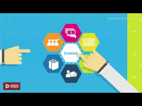 School Management System Animated Video Commercial