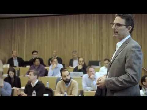 Executive MBA: Life at Oxford Saïd