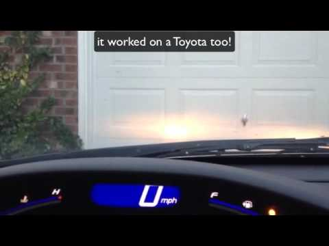 How To Turn Off Daytime Running lights without taking fuse out  For In Park Only!