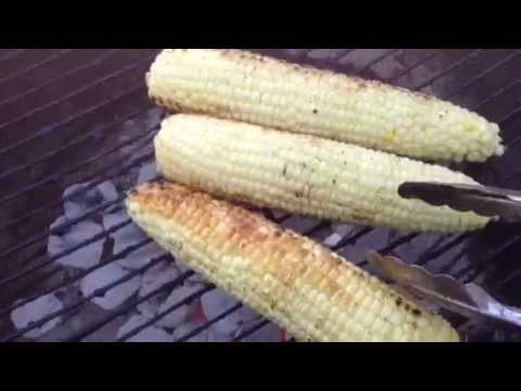 #116 ) BBQ Corn on the Cob