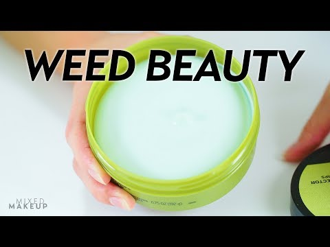 3 Weed Beauty Products to Try! | Beauty with Susan Yara