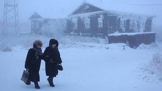 Coldest Places People Live