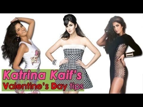 Katrina Kaif Gives Valentine's Day Tips