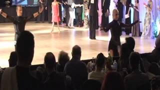 Dmitry Nikishkin And Olena Shvets Tri-state Dancesport Championships 2015 Pro Latin