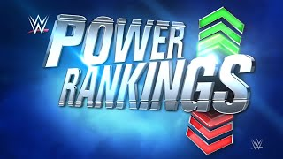 AJ Styles steigt in den Power Rankings auf: WWE Power Rankings, 5. Dez. 2017 (DEUTSCH)