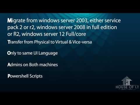 Install and Configure Servers on Windows Server 2012 R2