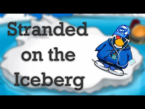 Stranded on the Iceberg: Club Penguin Comedy Video #4