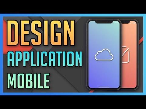Concevoir le design d'une application mobile de A à Z ! (UI et UX)