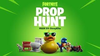 Fortnite - Prop Hunt