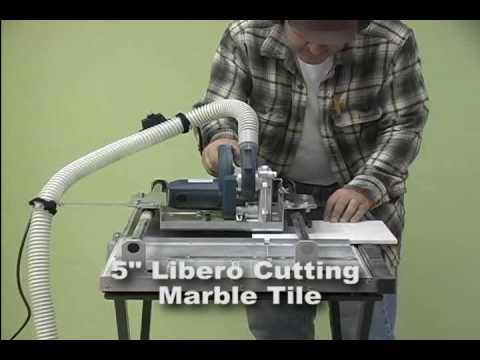 Alpha Dry Tile Cutting System and Alpha Katana Blade