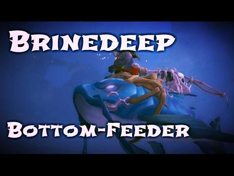 WoW Guide - Brinedeep Bottom-Feeder - Underwater Mount