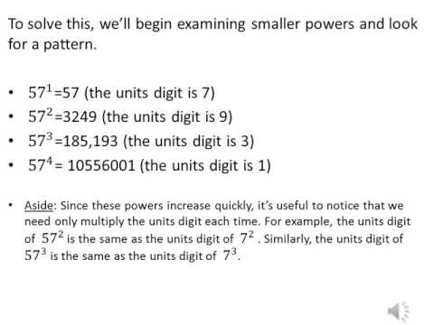 How to find out unit digit of big powers ( SSC,IBPS,RAILWAY)