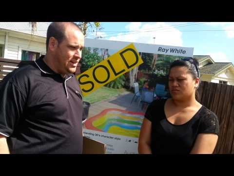 Buying our first home at Auction