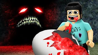 Roblox monster tried eating me so I ATE HIS CHILD..
