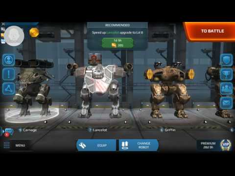 War Robots Clan ogt : How to lower your League Score Fast.