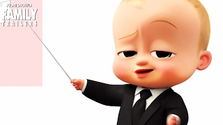 THE BOSS BABY Talks Customers in the family animated movie