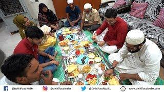 Bhopal Ramzan Walk: Family IFTAR + IFTARI Market Visit