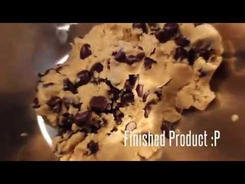 No Egg Chocolate Chip Cookie Dough Recipe