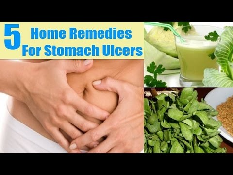 5 Home Remedy to Get Rid of Stomach Ulcer Fast.