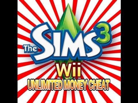 Sims 3 Wii Cheats - Stinkin' Rich!