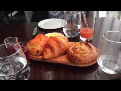 Dag 84: 90 dagar med Camilla & Eric. Frukost på Aqua Shard.