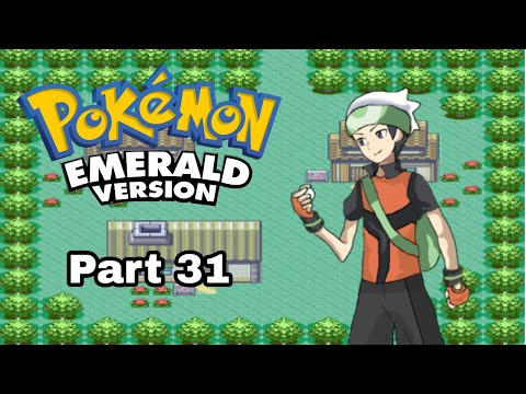 Pokemon Emerald | Catching Feebas and Evolving to Milotic | Part 31