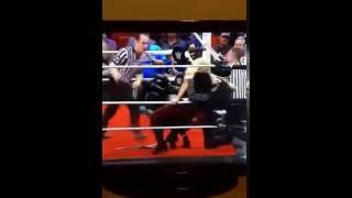 WWE Charlotte Thong