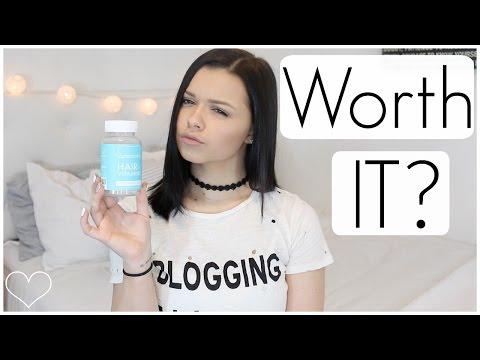 Do The SugarBear Hair Vitamins Work!? (2 Month Trial) | Allisa Rose
