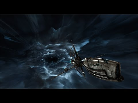 Living in a Wormhole - EVE Online Live