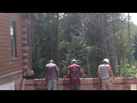 Ward Cedar Log Homes - Addition video 1
