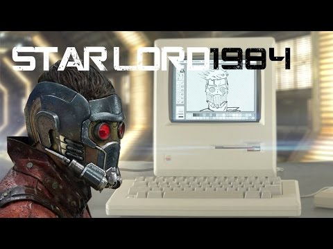 StarLord 1984 Speedpaint