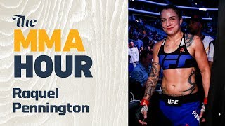 Raquel Pennington Wasn't Impressed by Amanda Nunes or Valentina Shevchenko at UFC 215