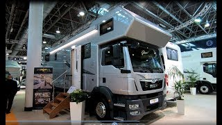 MAN Truck and Bus TGM and TGE Electric - PakVim net HD