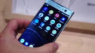 Sony Xperia XA2 and XA2 Ultra hands-on at #CES2018