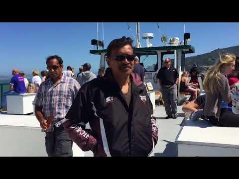 Tiburon ferry to Angel Island, San Francisco